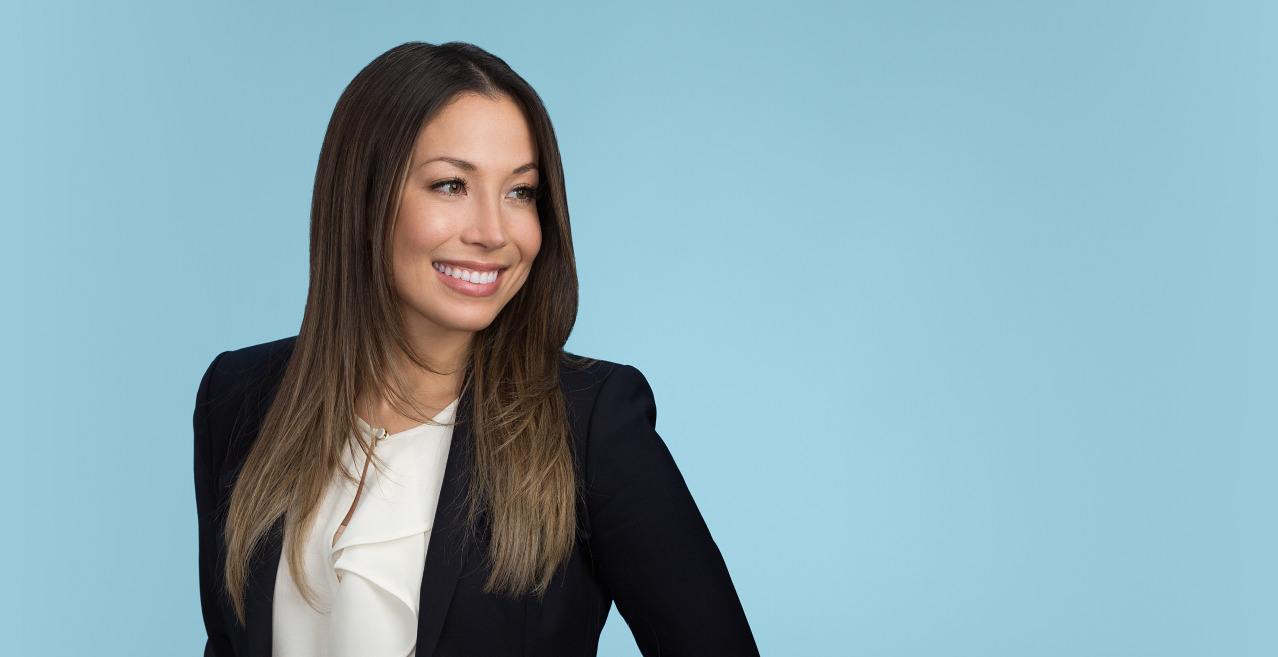Brittany Griffith, Senior Law Clerk