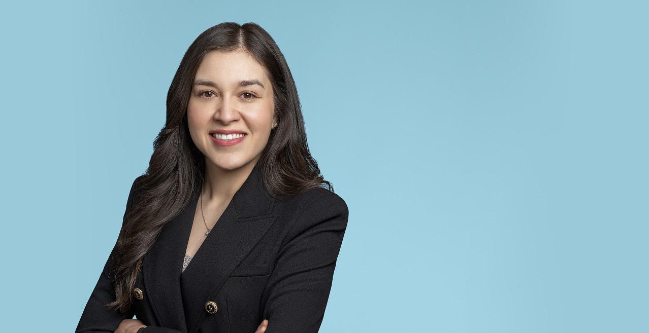 Lisseth Ochoa-Chavarria, Senior Law Clerk