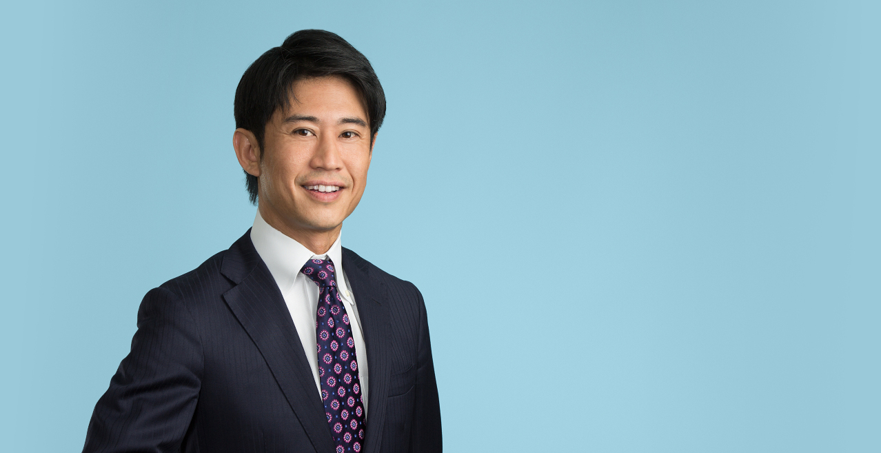 Taisuke Kimoto, Senior Associate
