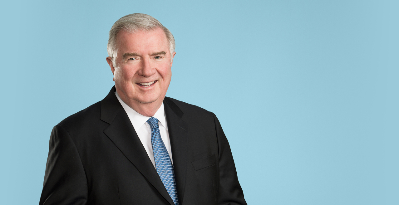 The Honorable Gregory H. Laughlin, Senior Counsel