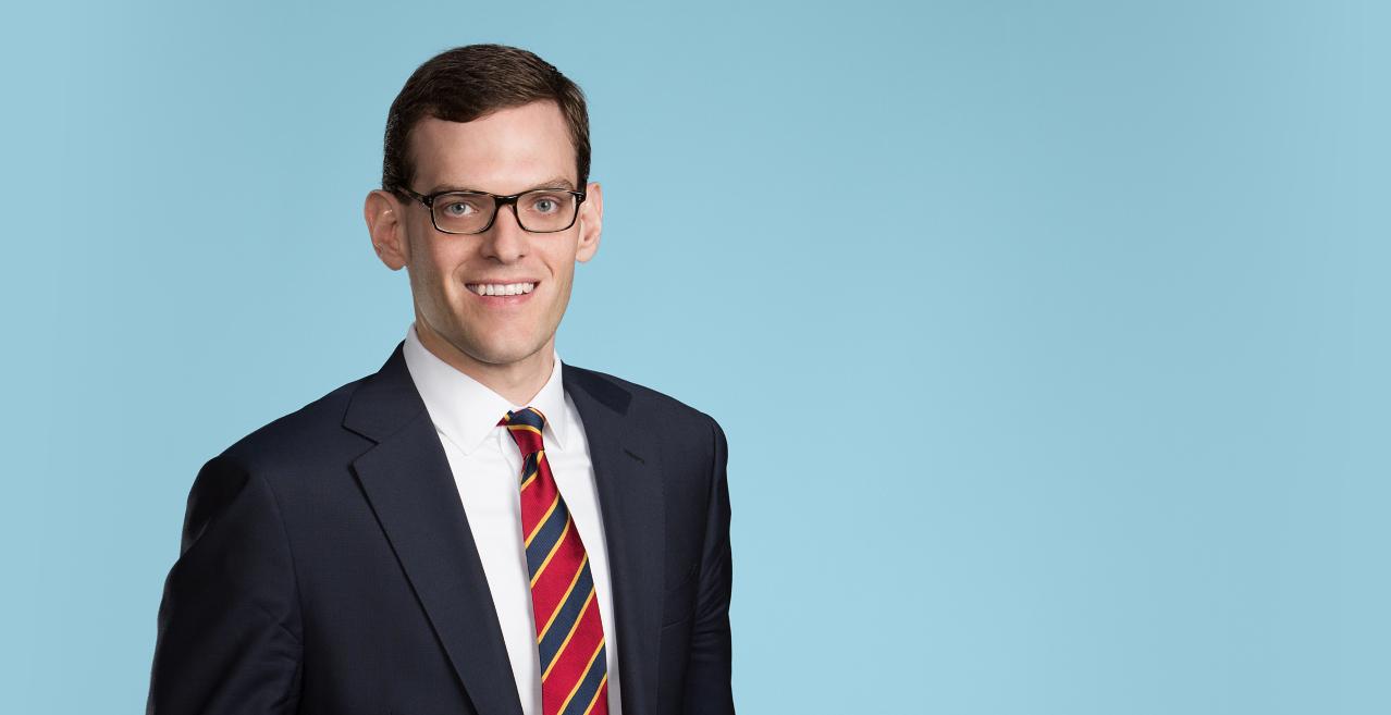 James W. McPhillips, Senior Associate
