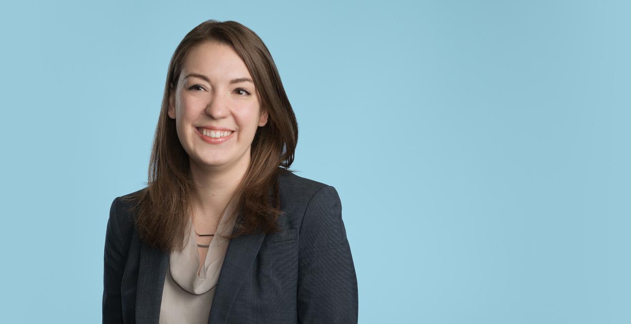 Alexandra F. Calcado, Associate
