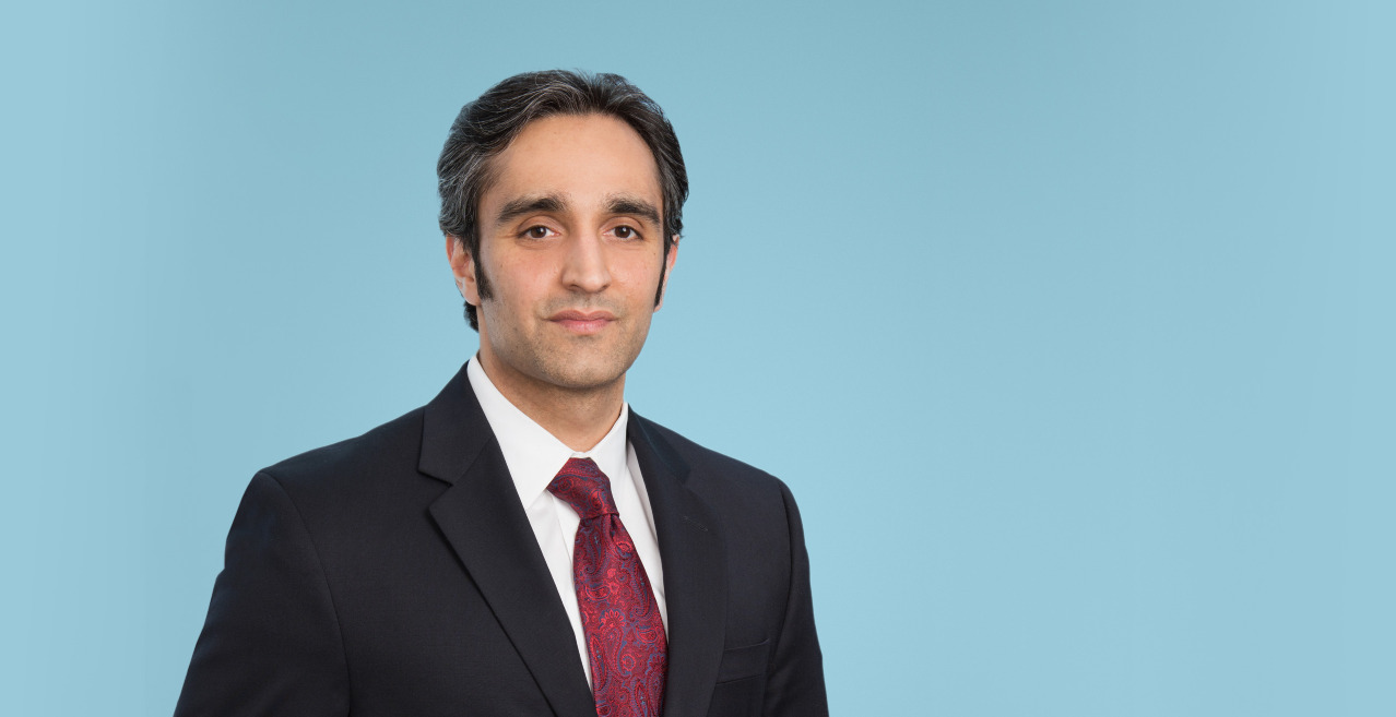 Reza Zarghamee, Special Counsel