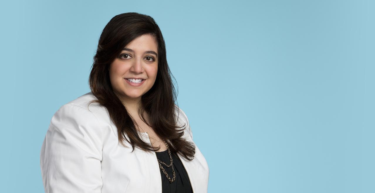Aimee P. Ghosh, Associate