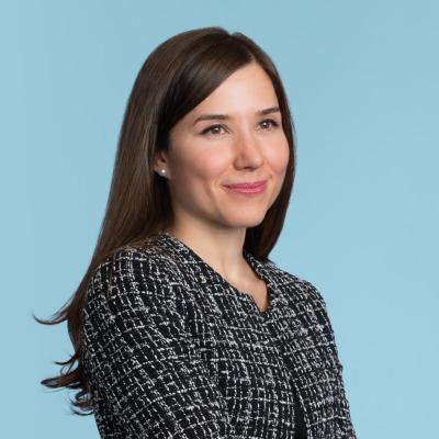 Melissa B. Jones-Prus, Senior Associate