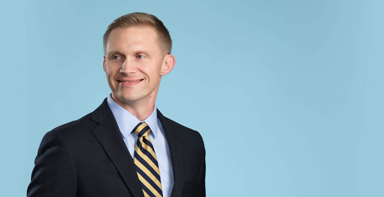 Aaron Ralph | Government Contracts Lawyer | Pillsbury